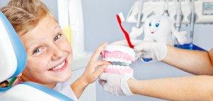 bra tandvård för barn är viktigt